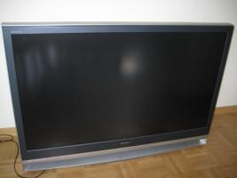 sony bravia 50 zoll tv in m nchen hd ready r ckprojektionsfernseher. Black Bedroom Furniture Sets. Home Design Ideas