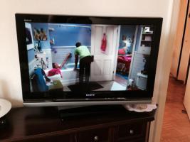 Sony-Bravia LCD-TV mit LED-Hintergrundbeleuchtung