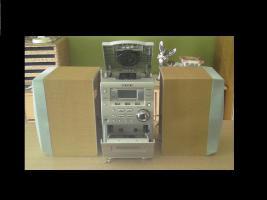 Foto 3 Sony CMT-EP50 Kompaktanlage silber