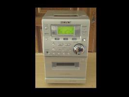 Foto 4 Sony CMT-EP50 Kompaktanlage silber