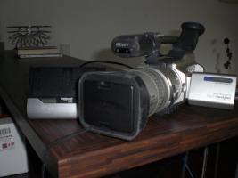Sony Camcorder DCR-VX2000e