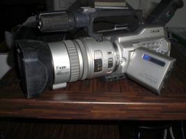 Foto 2 Sony Camcorder DCR-VX2000e