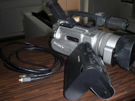 Foto 3 Sony Camcorder DCR-VX2000e