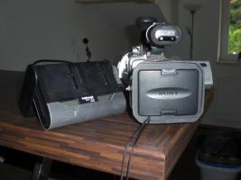 Foto 4 Sony Camcorder DCR-VX2000e