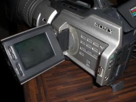 Foto 6 Sony Camcorder DCR-VX2000e