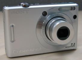 Foto 3 Sony Cybershot DSC-W35