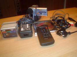 Foto 3 Sony Digitalcamcorder.