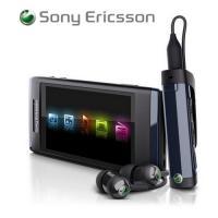 Sony Ericsson Aino U10i obsidian black mit Vertrag+T-Mobile Relax 60