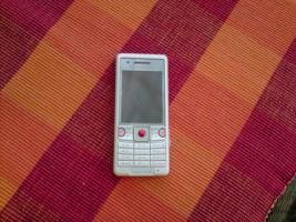 Sony Ericsson C510i cybershot