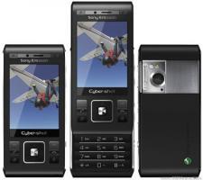Sony Ericsson C905 Cyber-Shot Black (Verhandlungsbasis)