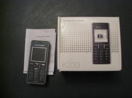 Sony Ericsson K200i, Handy