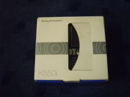 Foto 2 Sony Ericsson K550i inkl 1 GB MicroSD , Ladekabel, original Akku!