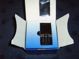 Foto 7 Sony Ericsson K550i inkl 1 GB MicroSD , Ladekabel, original Akku!