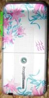 Foto 3 Sony Ericsson S500i Flowers Edition