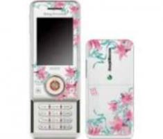 Foto 4 Sony Ericsson S500i Flowers Edition