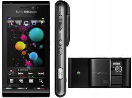 Sony Ericsson Satio (schwarz) *neu mit 24 Monaten Garantie*