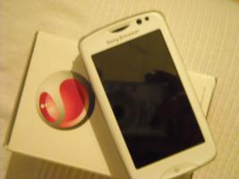Foto 2 Sony Ericsson Txt Pro Smartphone (7,6 cm (3,0 Zoll) Touchscreen, QWERTZ-Tastatur, 3 MP Kamera) wei�
