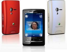 Sony Ericsson XPERIA X10 mini NEU mit Rechnung und einige extras