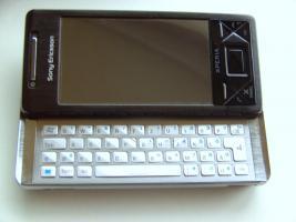 Sony Ericsson Xperia X1 Schwarz unbenutzt und Original Verpackt