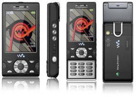 Sony Ericsson w995 schwarz
