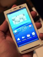 Sony Ericsson xPeria X10 Top zustand + OVP + 8 GB Speicherkarte
