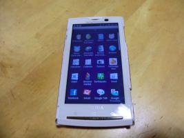 Foto 3 Sony Ericsson xPeria X10 Top zustand + OVP + 8 GB Speicherkarte