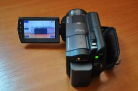 Sony HDR-XR200 Full-HD Camcorder