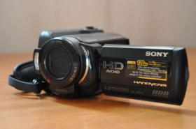 Foto 3 Sony HDR-XR200 Full-HD Camcorder