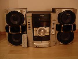 Sony Musikanlage 120 Euro VB