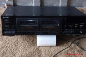 Sony TC-WR465 Doppel Kassettendeck