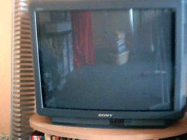 Sony Triniton Bildröhrenfarbfernseher