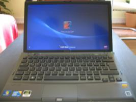 Sony Vaio Business Notebook