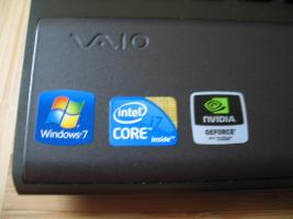 Foto 8 Sony Vaio Business Notebook