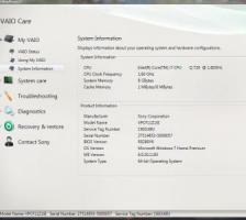 Foto 6 Sony Vaio VPCF11Z1E,8GB Ram,500GB