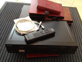 Sony Videorecorder