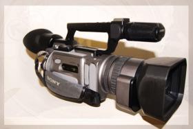 Foto 2 Sony profi Digital Video Camera -mini DV