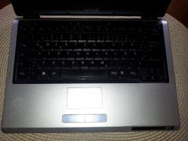 Sony vaio Notebook Model pcg 6h2m