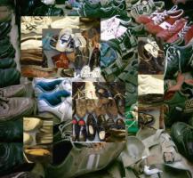Schuhe,Benutzte Schuhe, sports Schuhe, Turnschuhe ,  winter shoes, sum