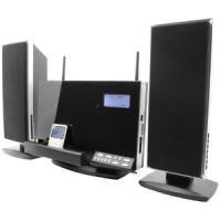 Soundmaster DISC180 Musik Center mit CD-MP3 / PLL-Radio / USB / SD iPod-Docking