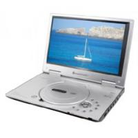 Soundmaster PDB 1020 Tragbarer DVD-Player (10,2'' TFT-LCD-Bildschirm, DVB-T Tuner, USB 2.0) silber