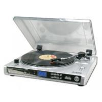 Soundmaster PL 989 Plattenspieler mit Encoding Funktion