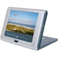 Soundmaster TVDA 670 Tragbarer Fernseher 7 Zoll / 17 cm LCD-Display inkl. Dual-TV Tuner