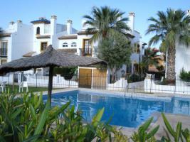 Spanien Wohnung   mit Garten !