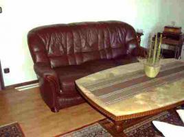 Spar Tipp `Echt-Leder Sitzgruppe` & einen Wohnrzimmertisch