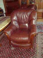 Foto 2 Spar Tipp `Echt-Leder Sitzgruppe` & einen Wohnrzimmertisch