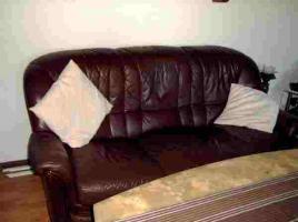 Foto 4 Spar Tipp `Echt-Leder Sitzgruppe` & einen Wohnrzimmertisch