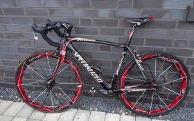 Specialized Tarmac SL2 S-Works Sram Rot 54 cm