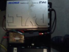 Foto 2 Spectron Basskiste mit 2x25cm und 2 Stufen sofort anschliessbar