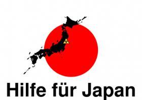 Spenden für Kinder in Japan