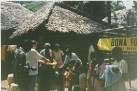 Foto 4 Spendenaufruf - Moskitonetze retten Leben